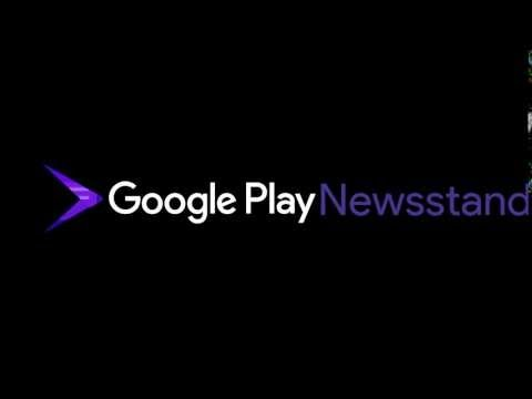 Google Play Newsstand Updated UI