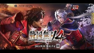 PS3 Samurai Warriors 4 FIRST GAMEPLAY!!! (with commentary)