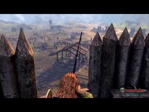Mount & Blade II: Bannerlord Gamescom 2016 Siege Defence Gameplay