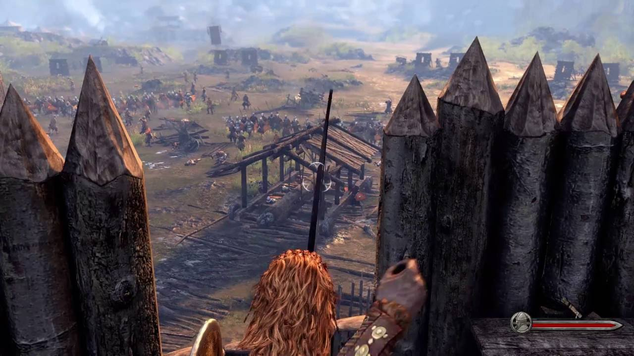 Видео к гайду Mount & Blade II: Bannerlord Gamescom 2016 Siege Defence Gameplay