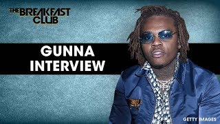 Gunna Talks Crime Stoppers Video, Street Name + 'WUNNA'