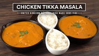 Chicken TIKKA MASALA, It's HEAVENLY!