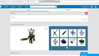 How to Hack Account In Roblox