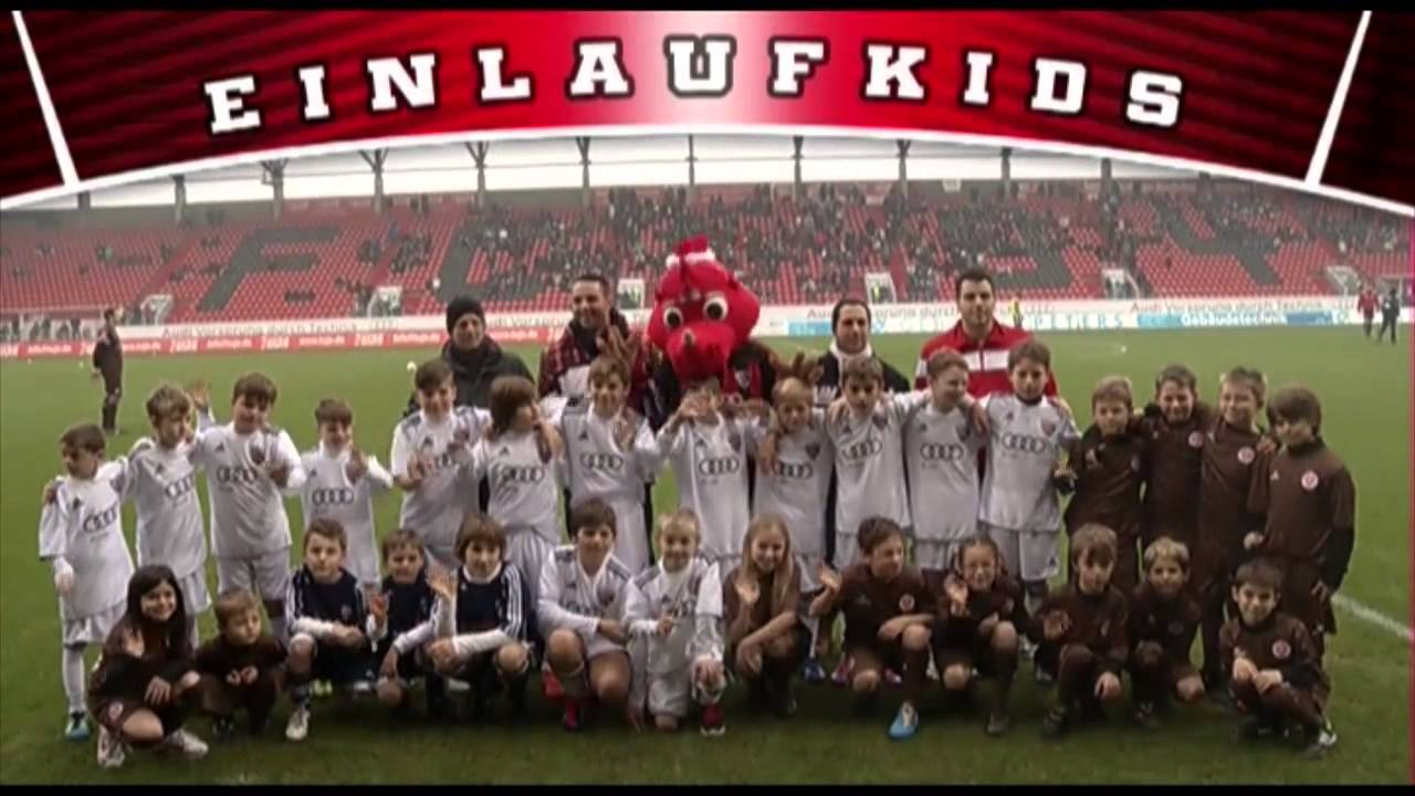 fc st pauli rabauken einlaufkinder beim fc ingolstadt youtube. Black Bedroom Furniture Sets. Home Design Ideas
