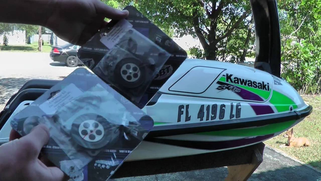 kawasaki 750sxi sxr800 carb rebuild diy youtube rh youtube com