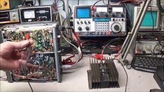 #26 Yaesu FT 757GX no transmit  quick repair