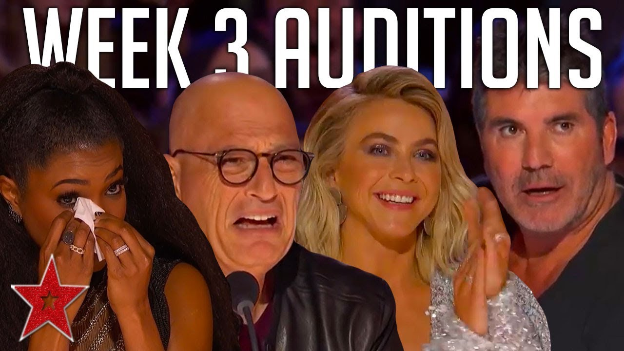 America S Got Talent 2019 Auditions Week 3 Got Talent Global Youtube