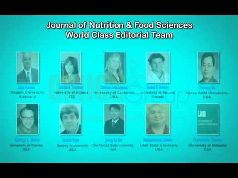 Nutrition & Food Science Journals OMICS Publishing Group