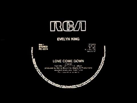 Love Come Down  Evelyn 'Champagne' King  HD  1080p