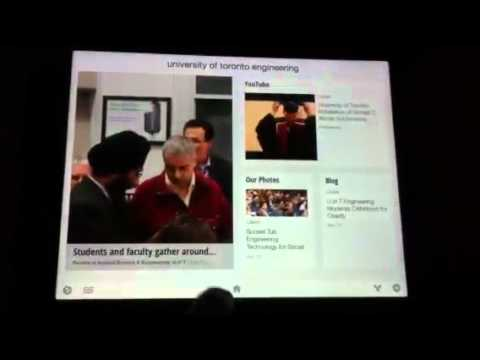 Google Currents Demo
