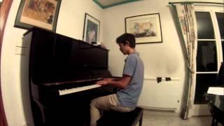 Composition au piano- Sonate n°1 sans armature op.21