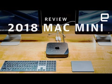 2018 Mac Mini Review: A video editor's perspective - YouTube