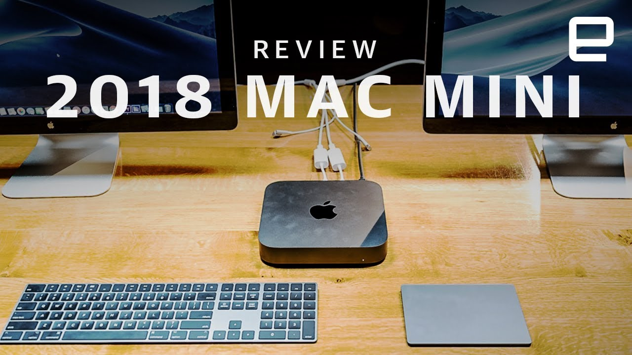 logic pro mac mini 2018