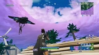 This sensibility made me a God in the Aim Fortnite Battle Royale