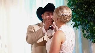 Kristin & Tyler's Rustic Barn Wedding   Santa Fe River Ranch   Gainesville Wedding