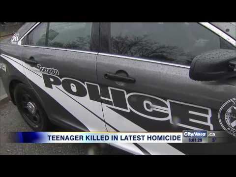 Video: Teen killed in brazen daylight shooting in North York