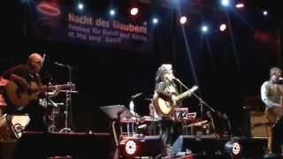Nina Hagen Band live Basel switzerland 2013 ( full Version )