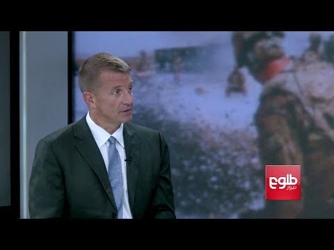 SPECIAL INTERVIEW: Erik Prince Discusses Privatization Of Afghan War