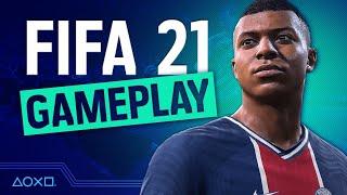 FIFA 21 - New 1v1 Gameplay