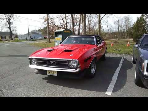 Mustang Day featuring a ride in the 2008 Bulit Mustang