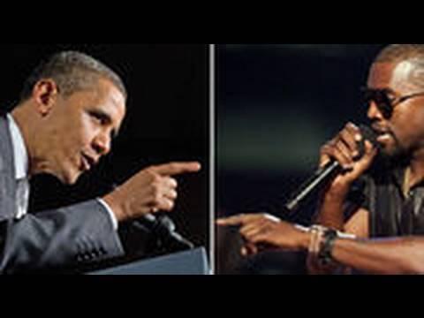 Obama Calls Kanye West a