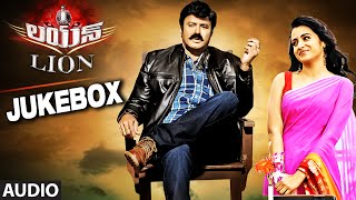 Lion Jukebox || Full Audio Songs || Nandamuri Balakrishna, Trisha Krishnan, Radh …