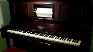 1928 Themola London Pianola - Wait Till The Sun Shines Nellie