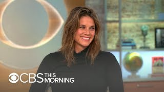 "Missy Peregrym On Working With Former Agents To Prepare For ""fbi"" Role"