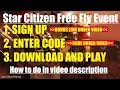 Star Citizen PLAY FREE NOW Sign up GET BONUS Link under video - HowToDo under video
