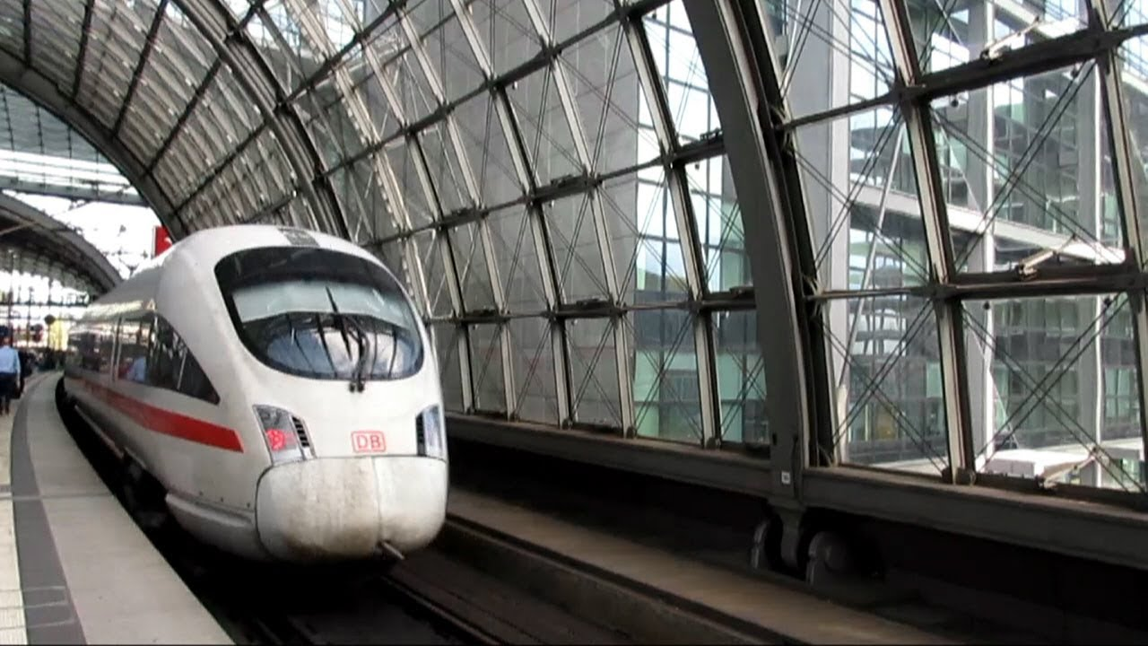 Zug Frankfurt Berlin