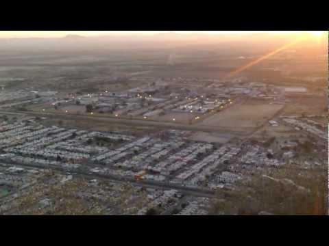 Hermosillo sunrise