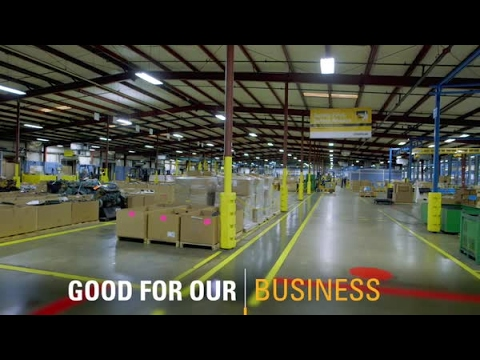 Cat® Reman Process Overview - Mississippi Facilities