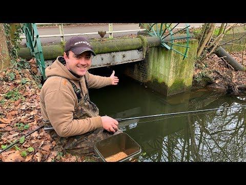 Small STREAM FISHING - A Trip Down Memory Lane!