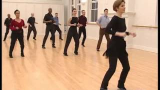 Salsa Dance Basic Side Step to Music 8/22