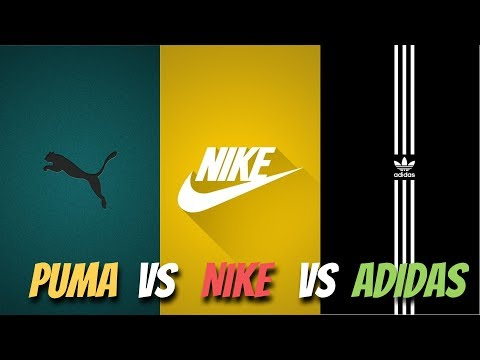 Puma VS Nike