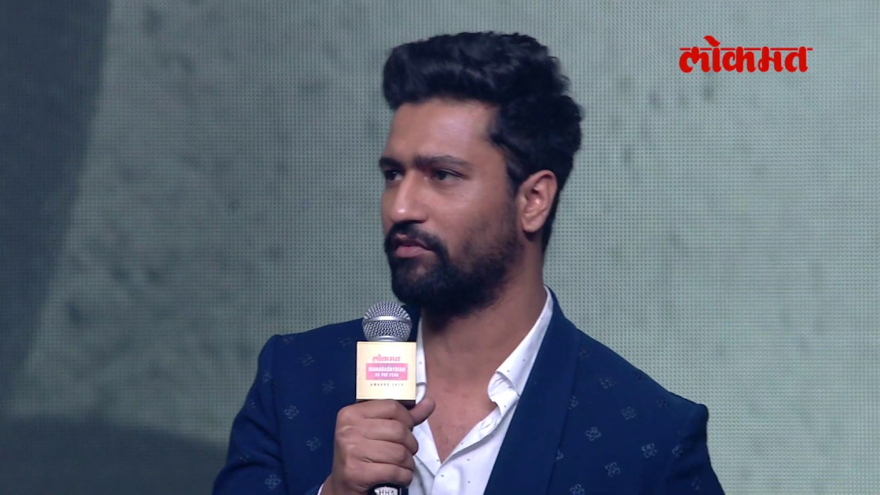 Vicky Kaushal Shares an emotional incident during shooting movie Uri | Exclusive Chat | LMOTY 2019