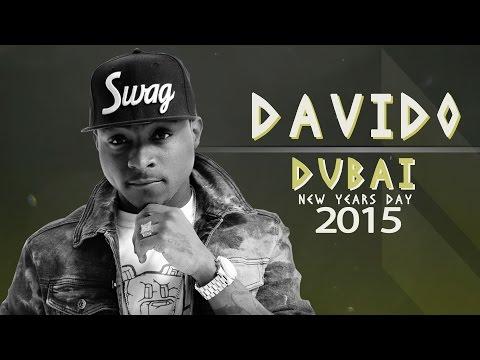 VIDEO: Davido In Dubai | New Year's Day 2015