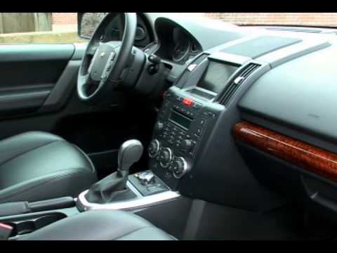 2008 Land Rover LR2 Test Drive