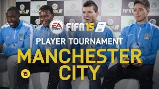 FIFA 15 - Manchester City Player Tournament - Agüero, Nasri, Touré, Boyata