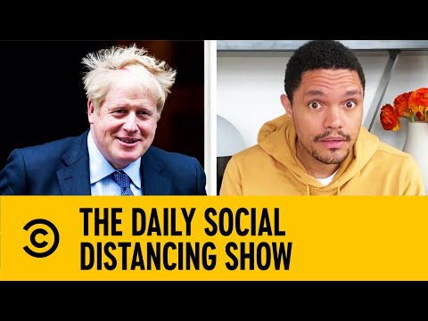 Boris Johnson Tests Positive For COVID-19 | The Daily Show With Trevor Noah
