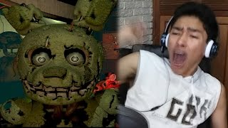 A SUFRIR Five Nights at Freddy s 3 Fernanfloo