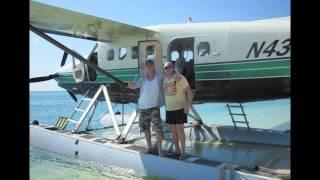 Fort Jefferson - Seaplane - Dry Tortugas + Radiohead - Separator 2010.wmv