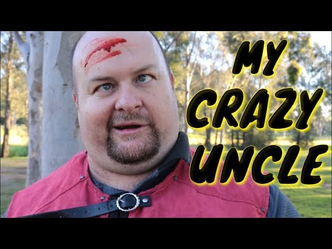 MY CRAZY AUSTRALIAN UNCLE