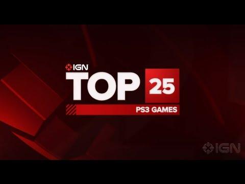 IGN's Top 25 PS3 Games Video Rundown 2012