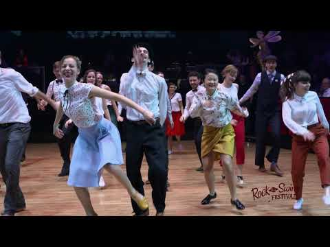 RTSF 2020 Jamboree Ball (Sunday) – Performance Vintage Club Students