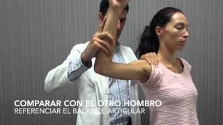 Dolor de hombro, Sindrome Subacromial con deficit de movilidad GIRD