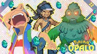 EL MEJOR EPISODIO DE LA SERIE! Pokémon OPALO HARDLOCKE Ep.22