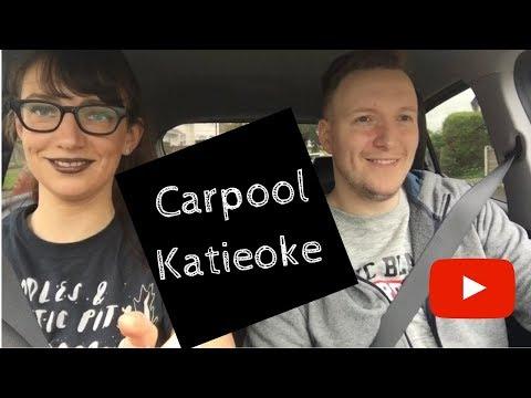 Carpool Katieoke (Carpool Karaoke Tester)