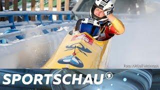 Zweierbob: Friedrich holt historischen Weltcup-Sieg   Sportschau