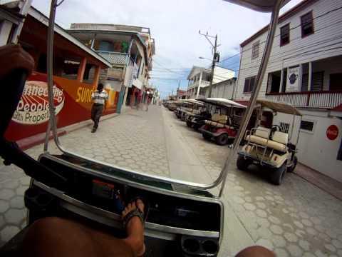San Pedro/Ambergris Caye, Belize.